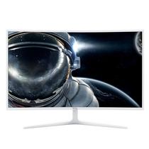 TCL T32M7QFC 31.5英寸 量子点曲面显示器32电竞游戏液晶电脑屏幕非2K 白色产品图片主图