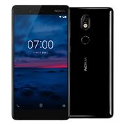 诺基亚 7 4GB+64GB 黑色 全网通 双卡双待 移动联通电信4G手机