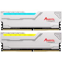 阿斯加特 阿扎赛尔系列 DDR4 2400频率16G(8Gx2)套装 台式机内存 RGB灯条产品图片主图