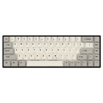 AKKO MAXKEY TADA68 PRO 蓝牙双模 无线机械键盘 黑色灰白复古 银轴产品图片主图