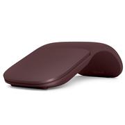 微软 Surface Arc 鼠标(深酒红)