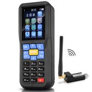 科密 A6 仓库盘点机无线连续扫描枪 条码数据采集器PDA手持终端快递把巴枪