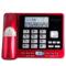 宝泰尔 HCD6238(28)P/TSD04大屏大按键、语音报号来电显示固定电话机座机/家用/办公座机有绳电话机 T260 红色产品图片1