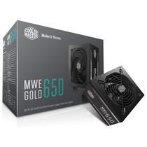 酷冷至尊 MWE650金牌 额定650W电源(80PLUS金牌/LLC全桥/DCtoDC架构/45°无损输出/3年换新)产品图片主图