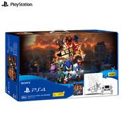 索尼 【PS4 国行主机套装】PlayStation 4 《克力量》限量珍藏套装(白色)