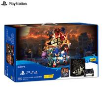 索尼 【PS4 国行主机套装】PlayStation 4 《克力量》限量珍藏套装(黑色)产品图片主图