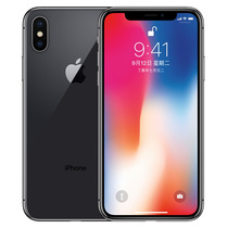 苹果 iPhone X (A1865) 256GB 深空灰色 移动联通电信4G手机产品图片主图