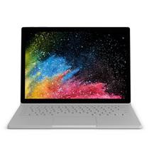 微软 Surface Book 2 二合一平板笔记本 13.5英寸(Intel i7 16G内存 1T存储)银色产品图片主图