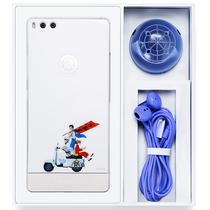 锤子 坚果Pro 银魂定制版 64GB 浅金色 移动联通电信4G手机 双卡双待产品图片主图