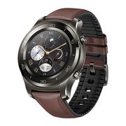华为 WATCH 2 Pro新款智能手表 独立通话(eSIM) GPS心率 NFC支付 钛银灰