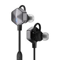 FIIL Carat Lite 太空灰 入耳式 无线 蓝牙 运动 耳机  六角星项链耳机 线控带麦 IP65防水产品图片主图
