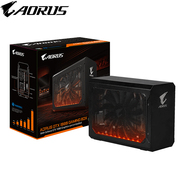 技嘉 AORUS GTX 1080 GAMING BOX 256bit 8G GDDR5X外置显卡扩展坞/笔记本吃鸡利器
