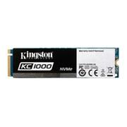 金士顿 KC1000 Nvme PCIe/M.2/pcie固态硬盘 SKC1000/M.2 480G