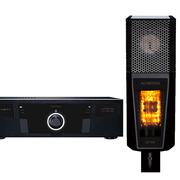 莱维特(LEWITT) LCT 840 电子管话筒录音麦克风 配音主播话筒