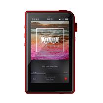 山灵 M2s 便携无损音乐播放器HIFI蓝牙发烧MP3(优雅红)产品图片主图