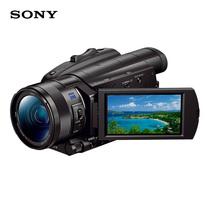 索尼 FDR-AX700 4K HDR视频高清数码摄像机 1000fps超慢动作产品图片主图