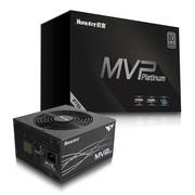 航嘉 额定750W MVP P750 电脑电源(80PLUS白金/全模组/主动式PFC/12cm静音风扇)