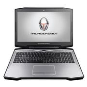 雷神 911黑武士 GTX1050Ti 15.6英寸游戏笔记本电脑(i7-7700HQ 8G 128G+1T 4G Windows IPS)