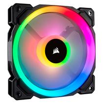 海盗船  LL120 RGB 单颗装 双灯环 炫彩灯光 12CM电脑风扇产品图片主图