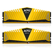 威刚 XPG Z1 DDR4 3000 16GB(8GB*2)台式机高频内存 金色