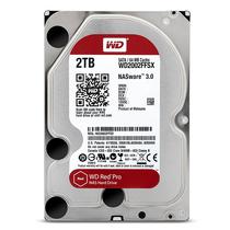 西部数据 红盘Pro 2TB 网络储存硬盘(NAS硬盘/SATA6Gb/s/64M缓存/2002FFSX)产品图片主图