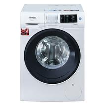 西门子  9公斤 变频滚筒洗衣机 全屏触摸显示器 加速洗 节能洗(白色)XQG90-WM12U4C00W产品图片主图