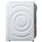 西门子  9公斤 变频滚筒洗衣机 全屏触摸显示器 加速洗 节能洗(白色)XQG90-WM12U4C00W产品图片4