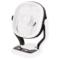 安备 户外电风扇 无绳风扇 台式充电风扇 小风扇 应急电风扇 2907黑白产品图片3