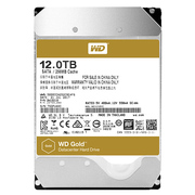 西部数据 金盘 12TB 7200转256M SATA6Gb/s 企业硬盘(121VRYZ)