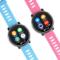 读书郎 智能手表W5 儿童电话手表 学生防水触屏手表 360度安全防护 学生定位手机 儿童手表 公主粉产品图片3