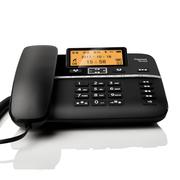 德国金阶 原西门子DA760A录音电话机/办公座机可连电脑/中文输入黑名单自动报号/客服电话机家用固定电话座机黑