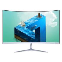 技讯(GVNXUHI) JXG5011 23.6英寸商务办公家用曲面一体机(Intel四核 4G 120G固态 WIFI 有线键鼠)黑色产品图片主图
