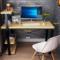 技讯(GVNXUHI)  JXG3001 23.6英寸商务办公家用曲面一体机(Intel四核 2G 32G固态  WIFI 有线键鼠)黑色产品图片2