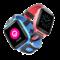 小寻 小米生态链 儿童电话手表双表带礼盒款T1 防丢生活防水GPS定位 学生定位手机 智能手表 儿童手机男孩女孩 粉色产品图片2