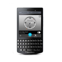 黑莓 P9983 港版 64GB 黑色产品图片主图