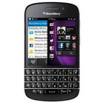 黑莓 Q10 美版 16GB 黑色产品图片主图