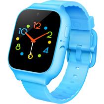 小寻 小米生态链 儿童电话手表A2 防丢生活防水GPS定位 学生定位手机 智能手表 儿童手机男孩女孩 天蓝色产品图片主图