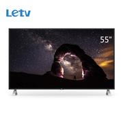 乐视 超级电视 X55L 55英寸HDR智能语音4K超高清LED平板液晶网络电视(标配底座)