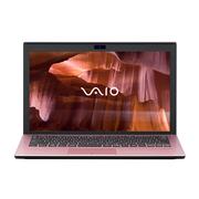 VAIO S11 11.6英寸轻薄笔记本电脑 樱花粉(i5-8250U 8G PCIe 512G SSD FHD Win10 背光键盘)