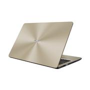 华硕  顽石畅玩版A580UR 15.6英寸笔记本电脑(i5-8250U 4G 500G 930MX 2G独显)金色