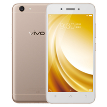 vivo Y53  全网通 2GB+16GB 移动联通电信4G手机 双卡双待 玫瑰金产品图片主图