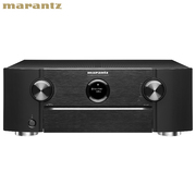 马兰士 SR6012 音响音箱 家庭影院 9.2声道AV功放 4K杜比全景声DTS:X蓝牙 黑色