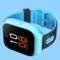 小寻 小米生态链 儿童电话手表A2 PLUS防丢生活防水GPS定位 学生定位手机 智能手表 男孩女孩 天蓝色产品图片3
