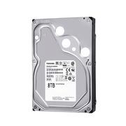 东芝   8TB 7200转 256M SATA3 监控级硬盘(MD06ACA800V)