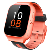 小寻 小米生态链 儿童电话手表A2 PLUS 防丢生活防水GPS定位 学生定位手机 智能手表 男孩女孩 粉橙色