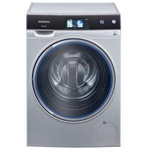 西门子  10公斤 变频滚筒洗衣机 家居互联 iSensoric智感清新(银色)XQG100-WM14U9680W产品图片主图