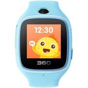 360 儿童手表6S 移动联通4G版 智能儿童手表 儿童卫士儿童电话手表6S W701 4G网络版 天空蓝