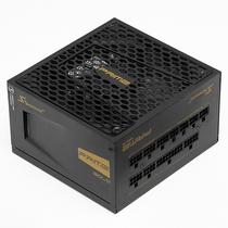 海韵  PRIME ULTRA 旗舰金 650W (80PLUS金牌/十二年质保/全模组/静音/支持风扇停转模式)产品图片主图