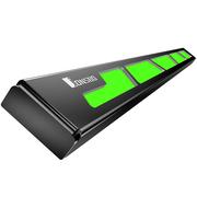 乔思伯 LB-3 RGB LED发光灯条 (磁吸固定/RGB光效/全铝外壳/AURA控色/手动控色)
