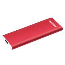 金胜 S6 500GB Type-C 3.1 移动固态硬盘 中国红产品图片主图